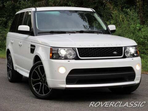 2013 Land Rover Range Rover Sport for sale at Isuzu Classic in Cream Ridge NJ