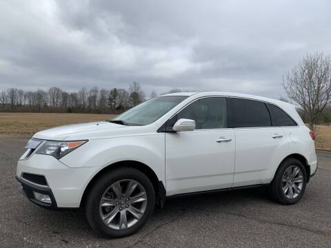 2012 Acura MDX for sale at LAMB MOTORS INC in Hamilton AL
