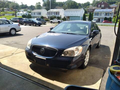 2008 Buick Lucerne for sale at Cammisa's Garage Inc in Shelton CT