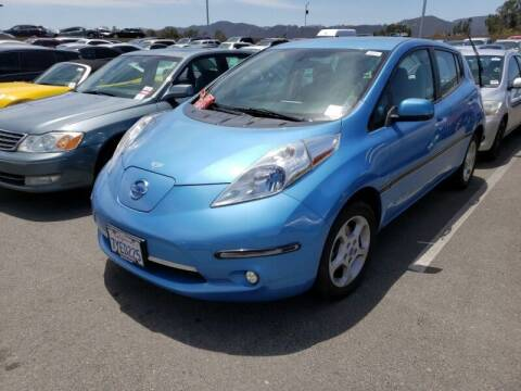 2013 Nissan LEAF for sale at REVEURO in Las Vegas NV