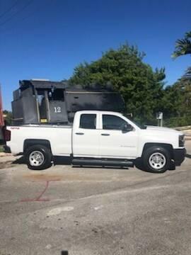 2019 Chevrolet Silverado 1500 LD for sale at LAND & SEA BROKERS INC in Pompano Beach FL
