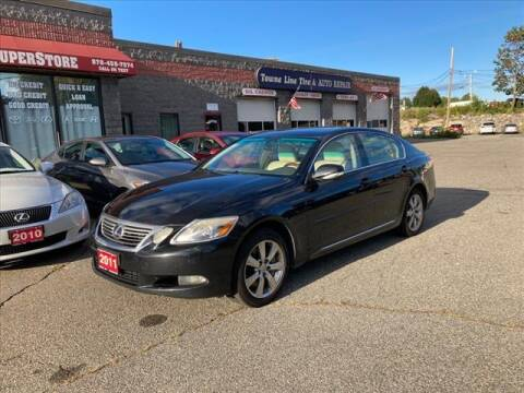 2011 Lexus GS 350 for sale at AutoCredit SuperStore in Lowell MA