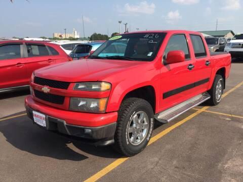 2010 Chevrolet Colorado for sale at De Anda Auto Sales in South Sioux City NE