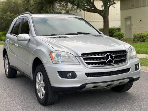 2007 Mercedes-Benz M-Class for sale at Presidents Cars LLC in Orlando FL