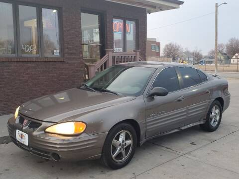 2002 Pontiac Grand Am for sale at CARS4LESS AUTO SALES in Lincoln NE
