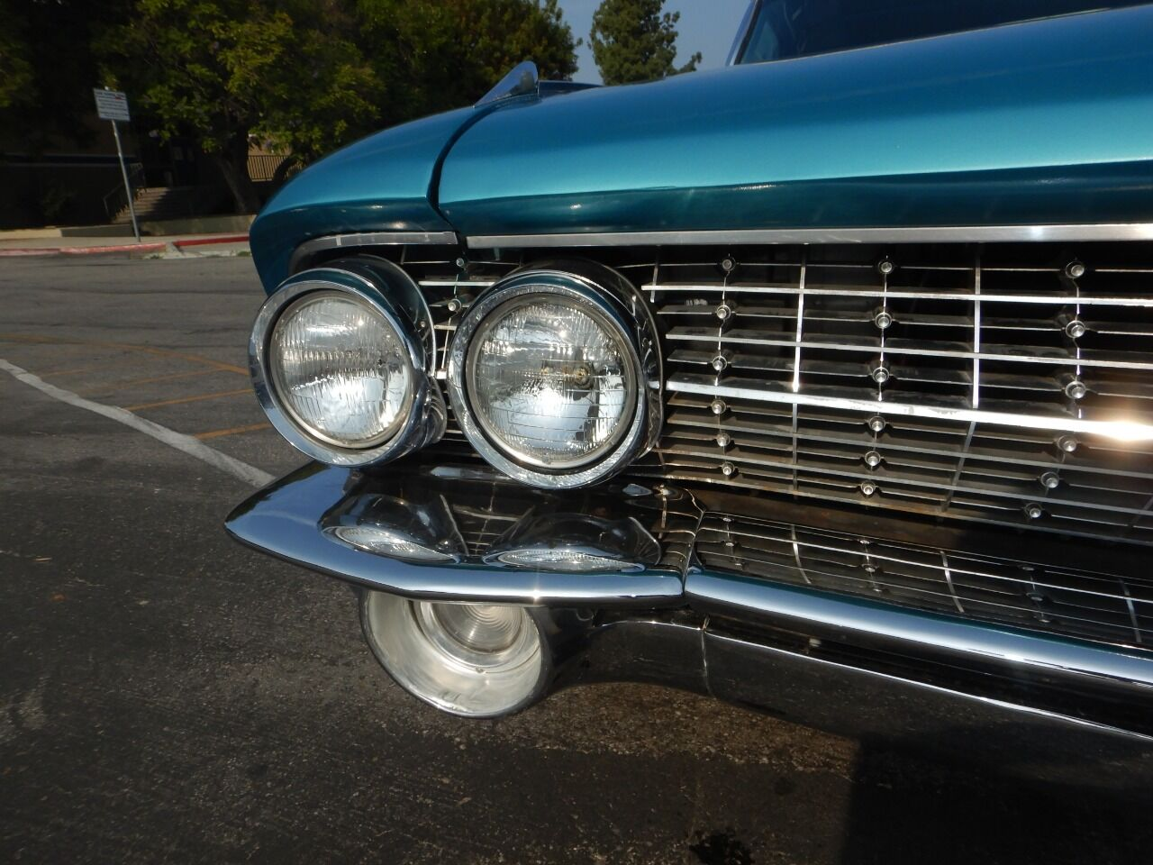 1961 Cadillac Eldorado Biarritz 19