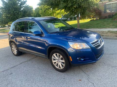 2009 Volkswagen Tiguan for sale at Via Roma Auto Sales in Columbus OH