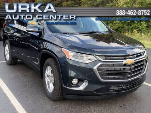2020 Chevrolet Traverse for sale at Urka Auto Center in Ludington MI