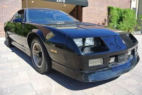 1985 Chevrolet Camaro for sale at Newport Motor Cars llc in Costa Mesa CA