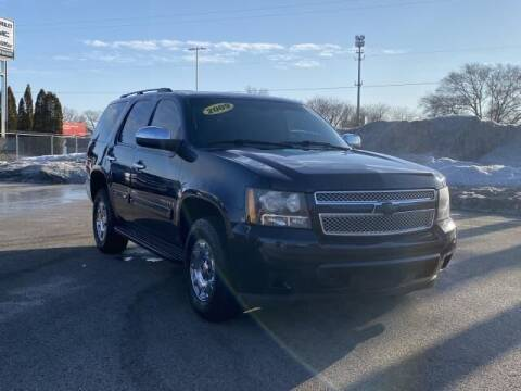 2009 Chevrolet Tahoe for sale at Betten Baker Preowned Center in Twin Lake MI
