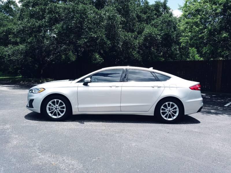 2019 Ford Fusion for sale at 57 Auto Sales in San Antonio TX