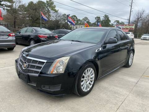 2011 Cadillac CTS for sale at Auto Land Of Texas in Cypress TX