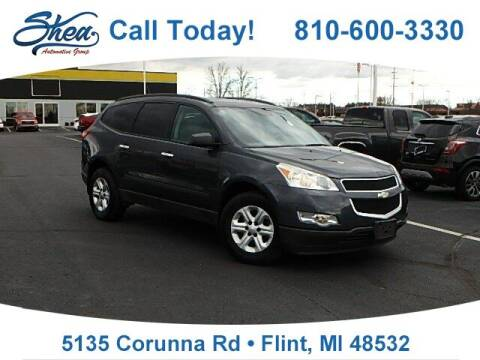 2011 Chevrolet Traverse for sale at Jamie Sells Cars 810 in Flint MI