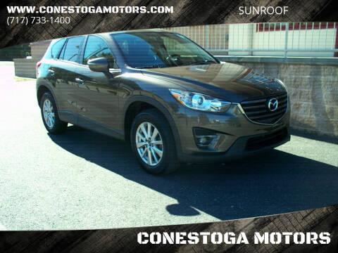 2016 Mazda CX-5 for sale at CONESTOGA MOTORS in Ephrata PA