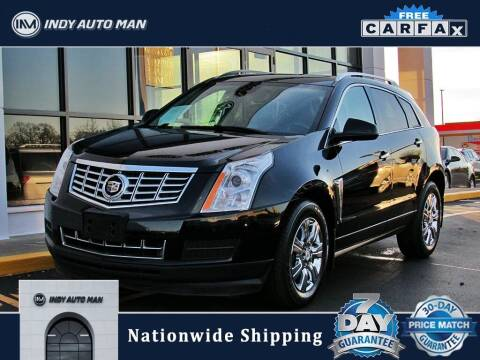 2016 Cadillac SRX for sale at INDY AUTO MAN in Indianapolis IN