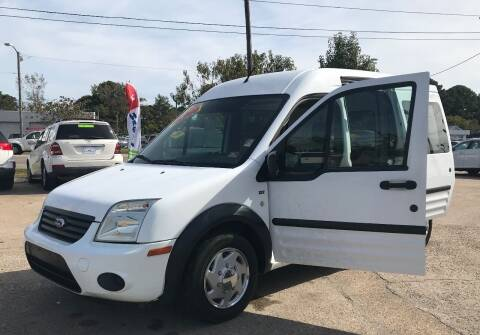 2010 Ford Transit Connect for sale at Steve's Auto Sales in Norfolk VA