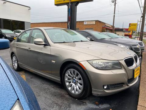 2009 BMW 3 Series for sale at Abrams Automotive Inc in Cincinnati OH