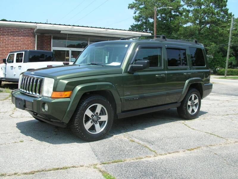 2008 Jeep Commander for sale at South Atlanta Motorsports in Mcdonough GA