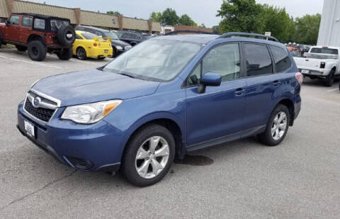 2014 Subaru Forester for sale at 9-5 AUTO in Topeka KS