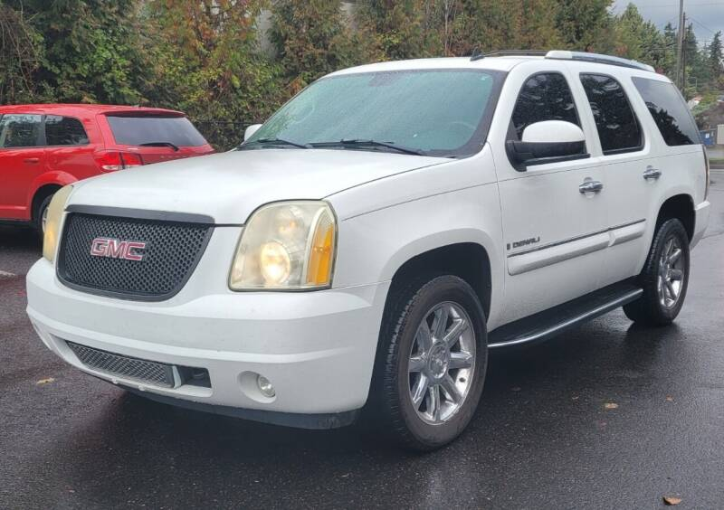 2007 GMC Yukon for sale at TOP Auto BROKERS LLC in Vancouver WA