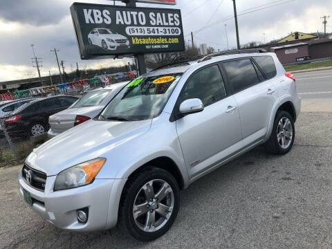 2010 Toyota RAV4 for sale at KBS Auto Sales in Cincinnati OH