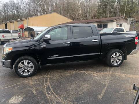 2014 Toyota Tundra for sale at Monroe Auto's, LLC in Parsons TN