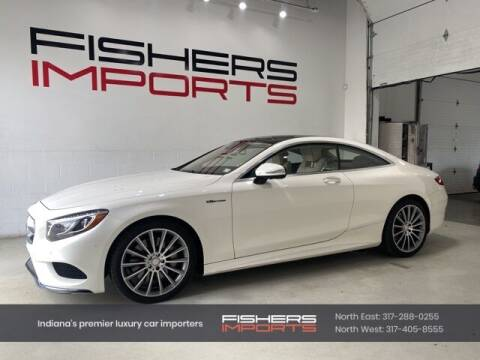2015 Mercedes-Benz S-Class for sale at Fishers Imports in Fishers IN