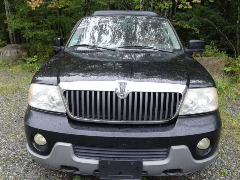 2004 Lincoln Navigator for sale at Quest Auto Outlet in Chichester NH