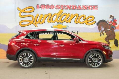 2016 Lincoln MKX for sale at Sundance Chevrolet in Grand Ledge MI