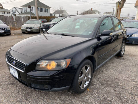 2006 Volvo S40 for sale at Volare Motors in Cranston RI