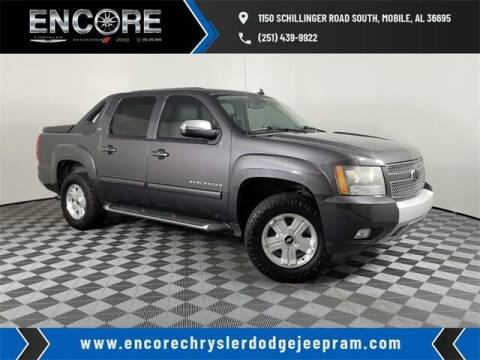 2010 Chevrolet Avalanche for sale at PHIL SMITH AUTOMOTIVE GROUP - Encore Chrysler Dodge Jeep Ram in Mobile AL