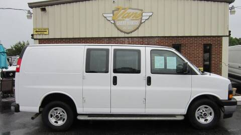 2018 GMC Savana Cargo for sale at Vans Of Great Bridge in Chesapeake VA