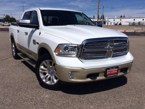 2015 RAM Ram Pickup 1500 for sale at Rocky Mountain Commercial Trucks in Casper WY