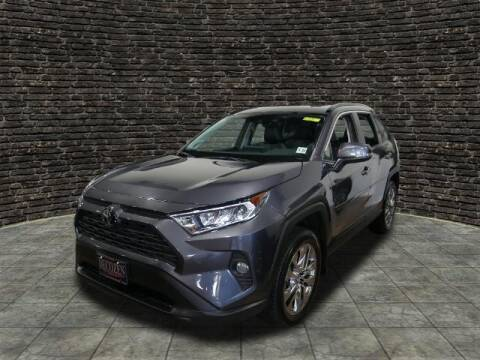 2020 Toyota RAV4 for sale at Montclair Motor Car in Montclair NJ