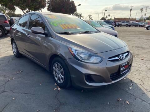 2013 Hyundai Accent for sale at Auto Max of Ventura in Ventura CA