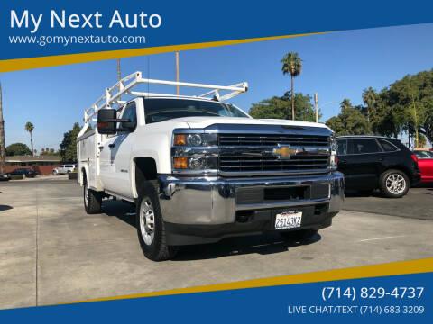 2016 Chevrolet Silverado 2500HD for sale at My Next Auto in Anaheim CA