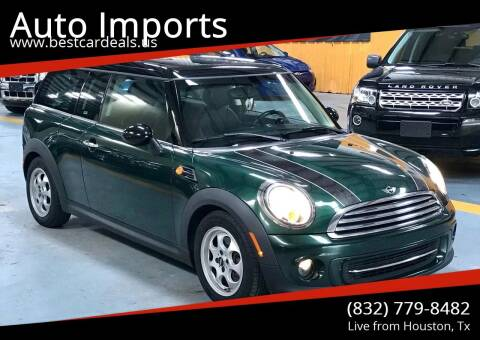 2013 MINI Clubman for sale at Auto Imports in Houston TX