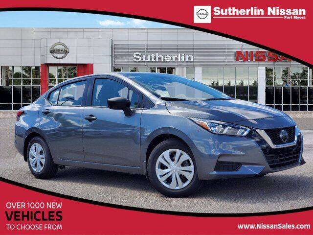 2021 Nissan Versa for sale in Fort Myers, FL