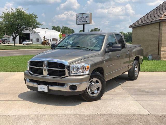 2006 Dodge Ram Pickup 2500 for sale at Rolling Wheels LLC in Hesston KS