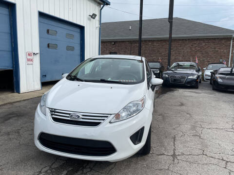 2012 Ford Fiesta for sale at Pulse Autos Inc in Indianapolis IN