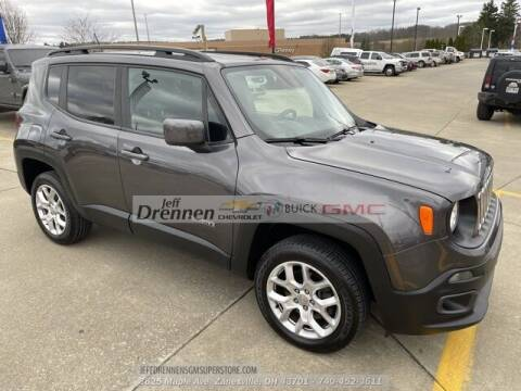 2017 Jeep Renegade for sale at Jeff Drennen GM Superstore in Zanesville OH