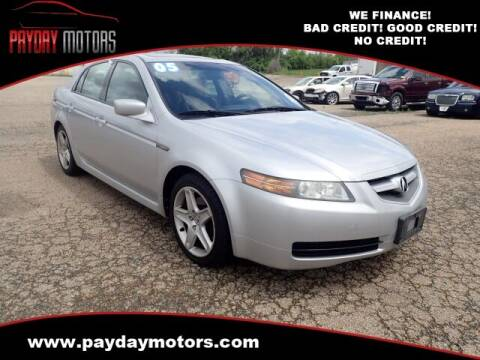 2005 Acura TL for sale at Payday Motors in Wichita KS
