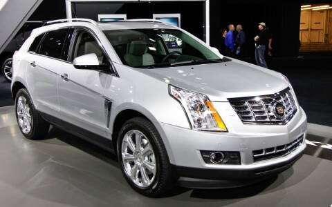 2015 Cadillac SRX for sale at Simon's Auto Sales in Detroit MI