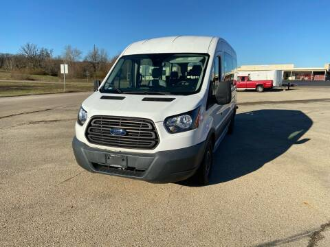 2017 Ford Transit Passenger for sale at KING AUTO SALES, LLC in Farmington MO
