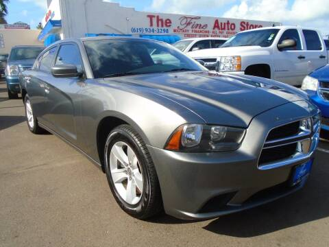 2011 Dodge Charger for sale at The Fine Auto Store in Imperial Beach CA
