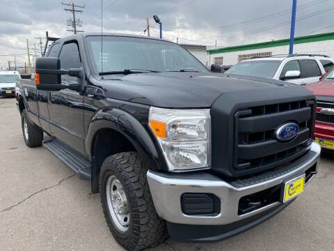 2015 Ford F-250 Super Duty for sale at New Wave Auto Brokers & Sales in Denver CO