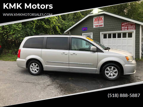 2011 Chrysler Town and Country for sale at KMK Motors in Latham NY