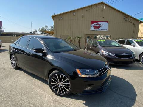 2016 Volkswagen Jetta for sale at Approved Autos in Bakersfield CA