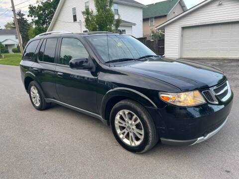 2009 Saab 9-7X for sale at Via Roma Auto Sales in Columbus OH