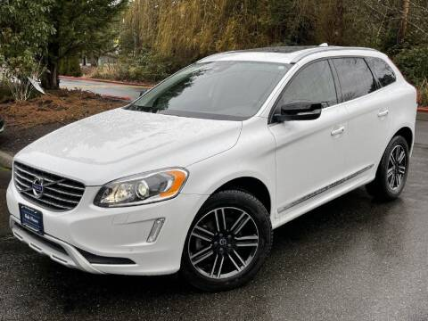 2017 Volvo XC60 for sale at Halo Motors in Bellevue WA